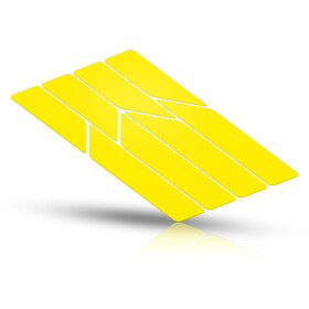 rie:sel design re:flex Reflective Stickers for Frames, yellow
